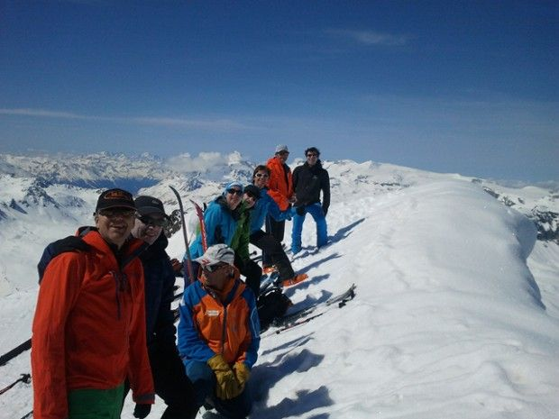 week end découverte ski randonnée en vanoise-8