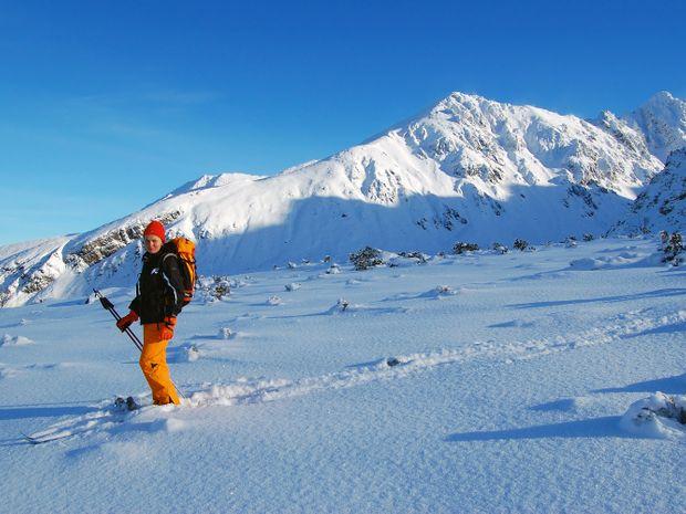 Journée de ski de randonnée dans le Queyras-5