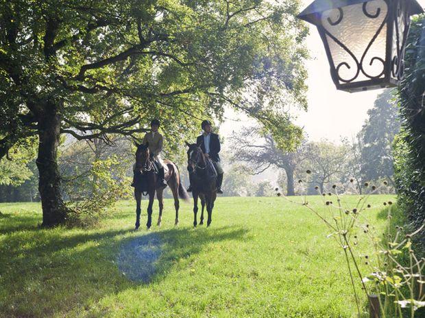 Balade à cheval dans le Parc de Saint-Cloud-1