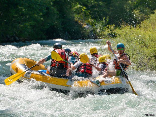 Journée de rafting idyllique dans le Verdon-2