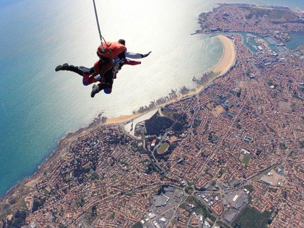 Saut à 4000m au-dessus des Sables d'Olonne-2
