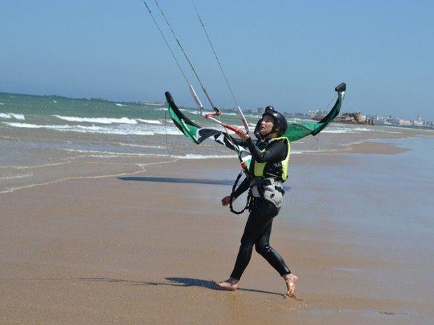 Stage de kitesurf à Essaouira-1