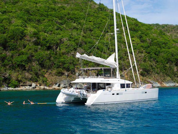 Croisière catamaran autour de la Martinique -15