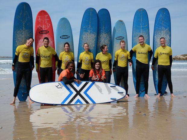 Séjour en Surf Camp à Peniche -1