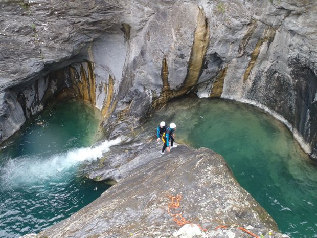 week end canyoning-7