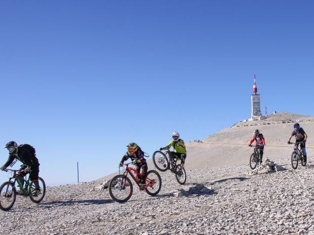 descente du Mt Ventoux-1