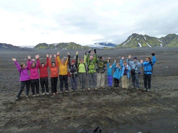 Réserve naturelle des Fjallabak du nord au sud-1