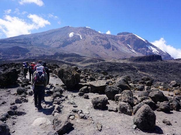 Ascension du Kilimandjaro - Marangu Route-1