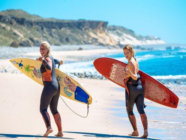 Séjour surf dans la très belle région d'Alentejo-5