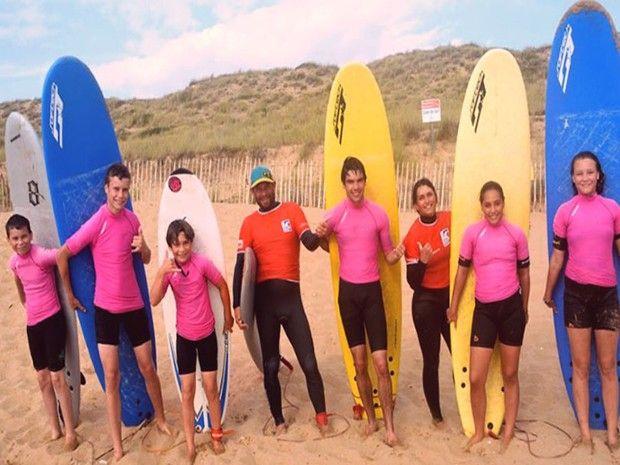 Séjour de surf camp ado -5
