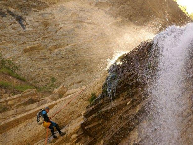 Canyoning niveau 3