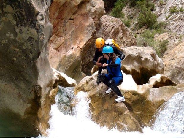 Week-end canyoning et via ferrata à Ordesa-1