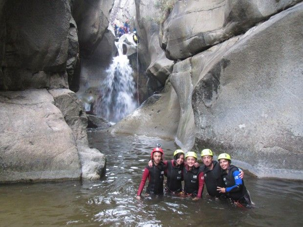 Canyoning Découverte-6