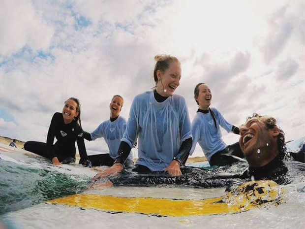 Stage de surf à Hossegor-3