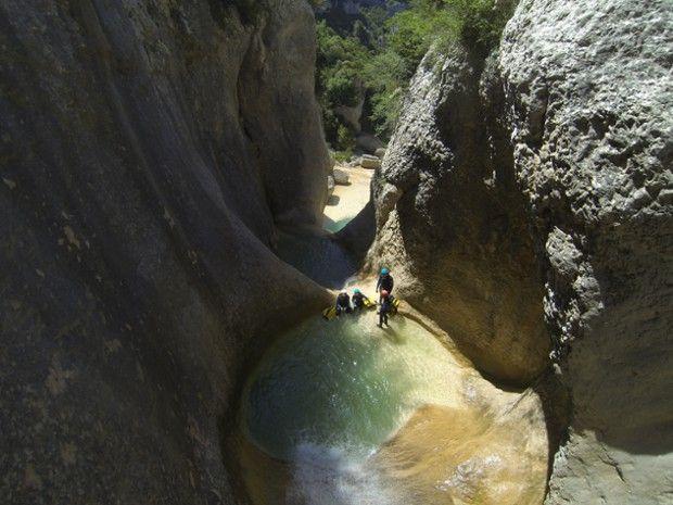Canyoning et découverte de la Sierra de Guara-1