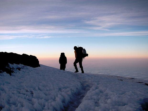 Lancez-vous le défi d'atteindre le sommet du Kili