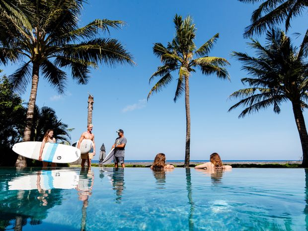 Séjour Surf tout confort à Bali - Gianyar-7