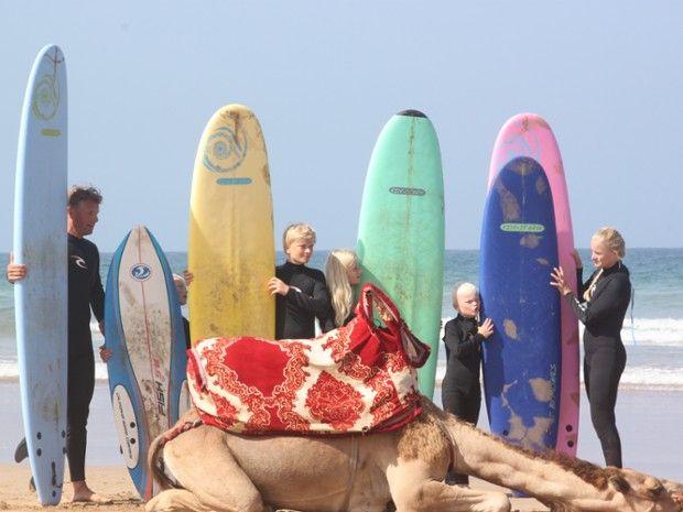 Séjour de surf pour les familles à Tamraght-1