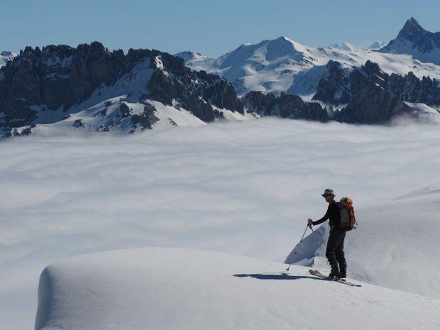 Initiation au ski de randonnée en Vanoise-1