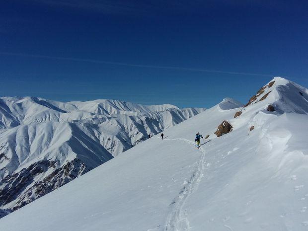 Découvrez les montagnes iraniennes en freerando-1