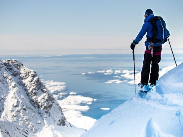 Séjour ski de randonnée & voilier Alpes de Lyngen-2