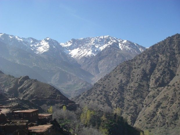 Trekking au maroc-1