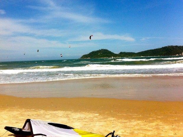 Kitecamp au Brésil au paradis de Florianopolis-1