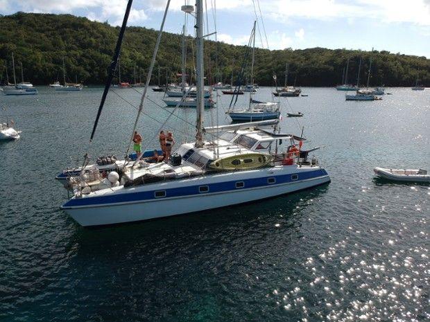 Forfait 3 - 5 ou 7 jours plongées en catamaran-13