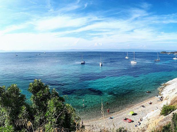 Croisière Iles d'or vers Saint-Tropez-9