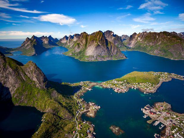 Les plus belles randonnées de Norvège