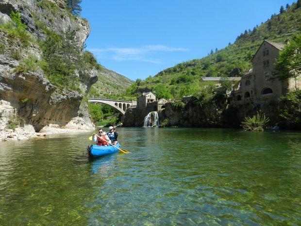 Séjours Canoë confort-3