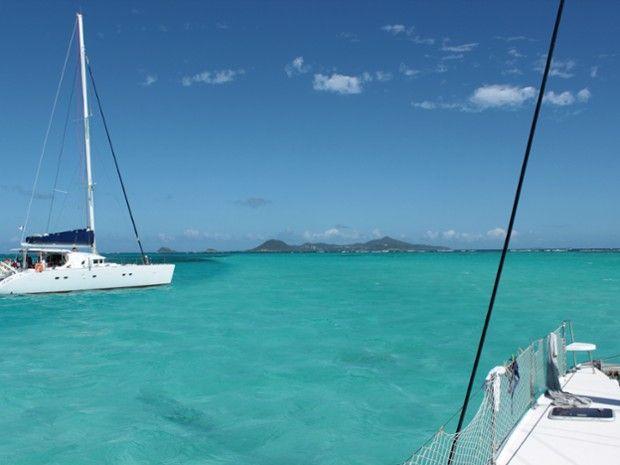 Croisière en catamaran Iles Vierges britanniques-9