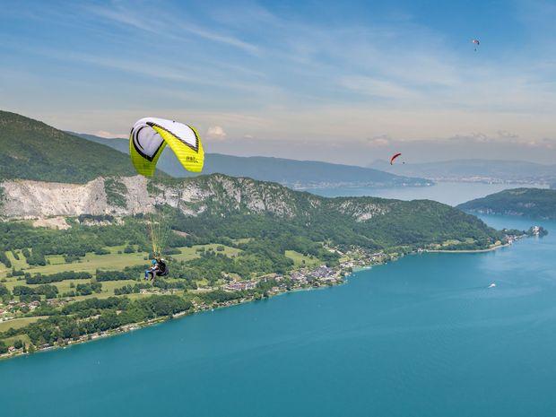 Journée découverte au-dessus du Lac d'Annecy-4