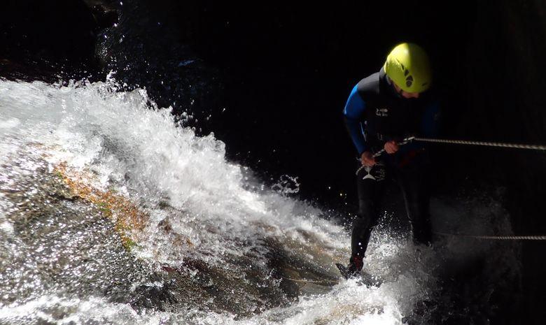 Canyon du Bitet, une journée sport et sensations-4