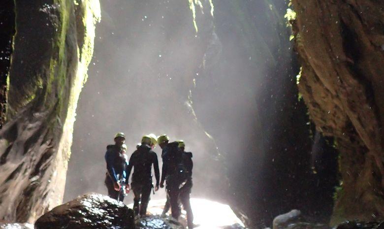 Canyon du Bitet, une journée sport et sensations-5