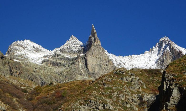 Ascension de l'Aiguille Dibona (3131 m)-8