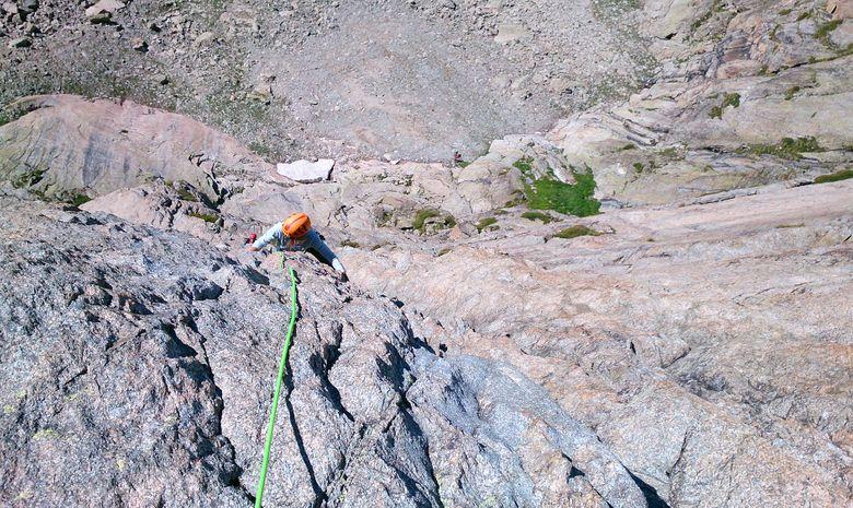 Stage d'alpinisme 3 jours dans le Parc des Ecrins-4