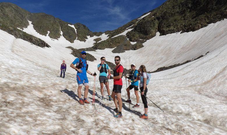 Stage perfectionnement - Trail en altitude