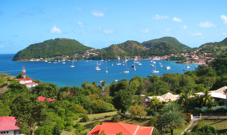 Croisière en Guadeloupe au départ de Saint-Martin -14