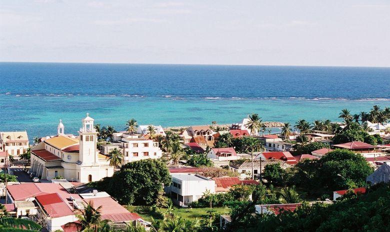 Croisiere aux Antilles : Saint Martin - Guadeloupe-12