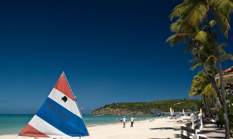 Croisiere aux Antilles : Saint Martin - Guadeloupe-8