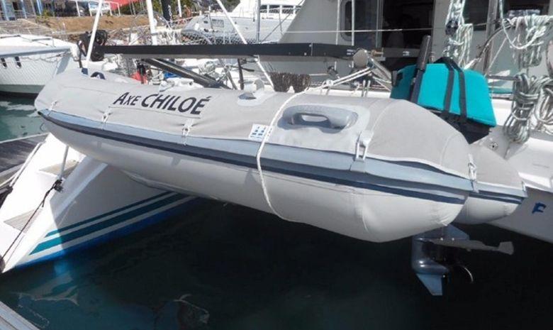 Tour des Îles de la Guadeloupe en catamaran -10