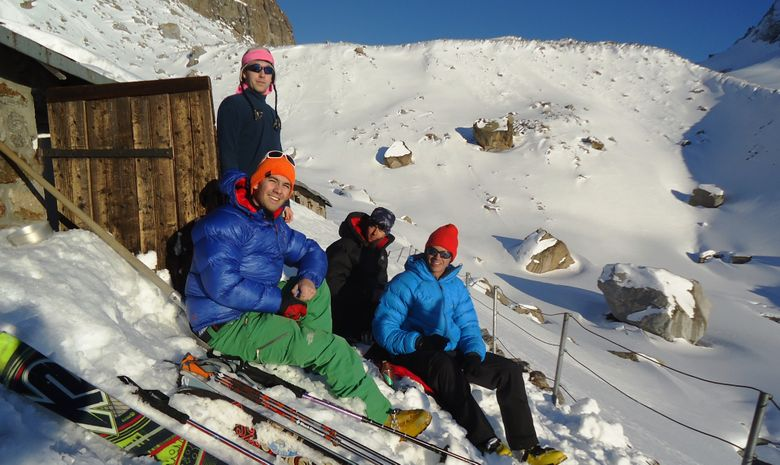 Le Grand Paradis à Ski-1