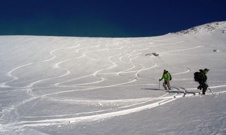 Le Grand Paradis à Ski-7