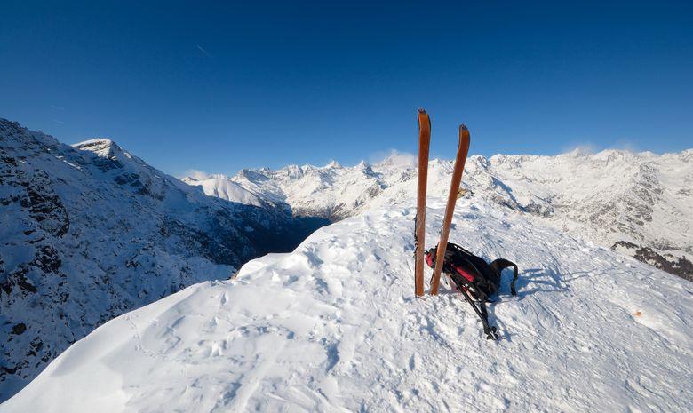 Le Grand Paradis à ski (4061 m)