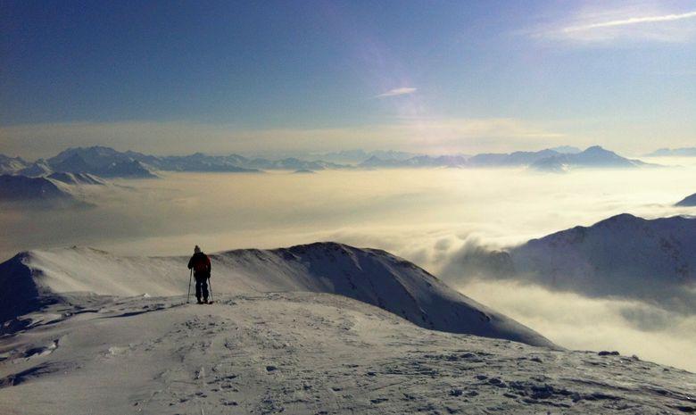 Stage ski de randonnée dans le beaufortain-6