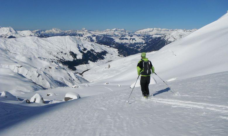 Stage ski de randonnée dans le beaufortain-2