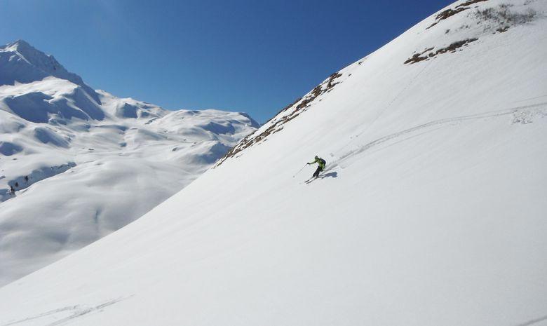 Stage ski de randonnée dans le beaufortain-3