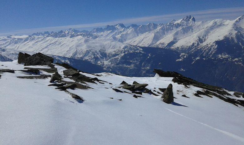 Les Balcons de Maurienne en raquettes-9