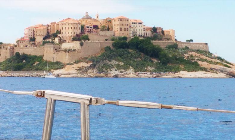 Croisière privée catamaran - Côtes de Balagne